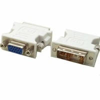 CONVERTER DVI-A 12+5 ANALOG ONLY MALE TO VGA FEMALE