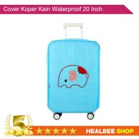 HLS Cover Koper Kain Waterproof 20 Inch