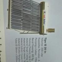 Water heater INTI SOLAR 200 LITER IS 20 IN Murah