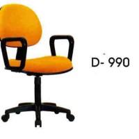 Kursi Kantor D 990 h di Bali - Hitam
