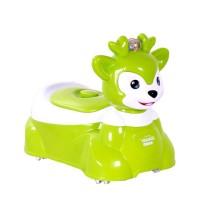 QCBaby Baby Potty Deer / Pispot Anak QC9912