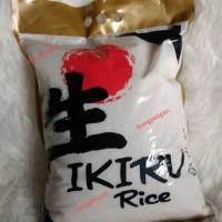 IKIRU RICE (Beras Sushi Jepang Kemasan 5 Kilo)