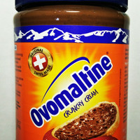 Ovomaltine Crunchy Cream Selai Coklat 380gr - Ready Stock