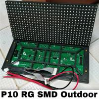 LED Module P10 RG 3warna Merah Hijau Kuning Outdoor