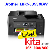 Printer Inkjet Multifungsi Brother MFC-J3530DW | MFC J3530DW