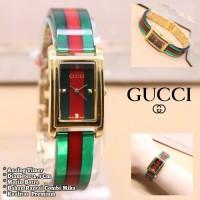 Jam Tangan Wanita / Gucci Gelang SJG00260 + Free Batrai Cadangan
