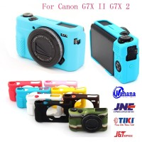 Silicone Case Kamera Mirrorless Canon G7X II