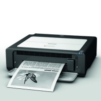 PRINTER LASER RICOH SP100 CUT OFF 40%