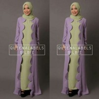GAMIS BILBIE DRESS by Queenalabels