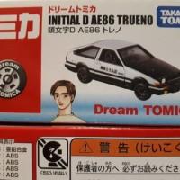 Toyota Trueno AE86 Initial D by Tomica Dream