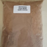 Harga spesial whitening face mask masker muka dark cocoa | Pembandingharga.com