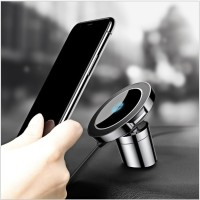Baseus Car Mount Qi Wireless Charger For iPhone X Samsung Note 8 S8
