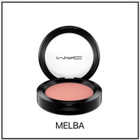 MAC Melba Blush (Soft bright pinkish coral)
