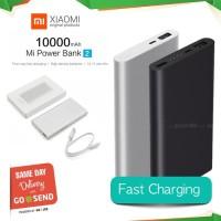 Xiaomi Mi Pro 2 Power Bank 10000 mAh ORIGINAL (imei bisa dicek online)