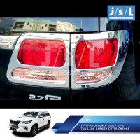 Toyota Fortuner 2008 - 2010 Garnish Lampu Belakang / Tail Lamp Garnish
