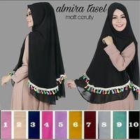 Hijab/Khimar/Jilbab/Kerudung instan cantik dan murah