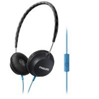 (Murah) Philips CitiScape Strada Headphones - Black