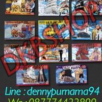 (Diskon) Kapal One Piece Bandai Ori Dragon Ship Figure Monkey D Dragon
