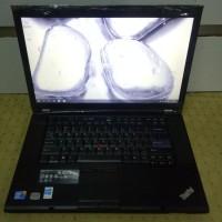 Laptop Lenovo ThinkPad T510 Intel Core i5 Ram 4GB Grafish 15.6inci
