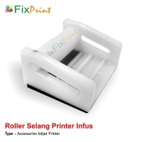 Roller Selang Plus Double Tape Import Printer Epson, Canon Dan HP
