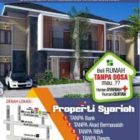 Rumah Baru KPR Syariah di Tapos Depok Harga Mulai 500 Jutaan