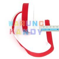 Pita Merah Putih 2,5cm / 1 inch