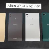 Back Door Sony Experia Z5 Dual Back Cover / Tutup Belakang HP Housing