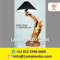 Pengrajin Lampu Kayu Kreatif MURAH Jakarta