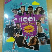 1001 FAKTA ORANG-ORANG SUPER WOW DI DUNIA