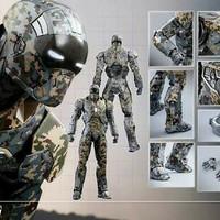 Hot Toys Iron Man Mark 23 Shades Exclusive