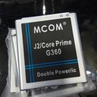 baterai samsung j2 core prime g360 batere batre batrei battery mcom