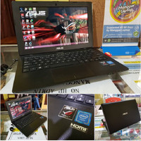 laptop notebook seken ULTRABOOK slim ASUS X200MA black ready gaming, T