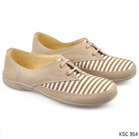Harga sepatu flatshoes casual wanita original murah nyaman cbr six ksc 914 | Pembandingharga.com