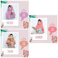 Khimar Salwa Kids Size M by Jasmine