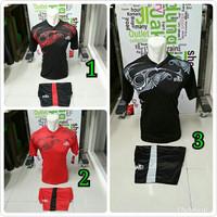 Baju Olahraga Sepakbola Futsal Spes DS