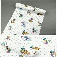 Harga wallpaper sticker dinding mickey mouse uk 45cm x | antitipu.com