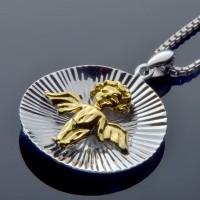 Harga kalung perak emas asli korea gold 020 garansi 6 bulan | Pembandingharga.com