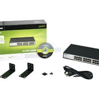 D Link DGS 1024D Unmanaged Rackmountable Switch 24 Port