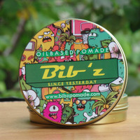 "Pomade ""Bib"" ( Beeswax, Petroleum Jelly )"