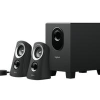 Harga speaker aktif logitech z313 original asli garansi resmi z 313 top | Pembandingharga.com