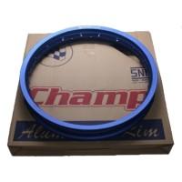 VELG CHAMP RING 17-185 BLUE