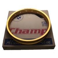 VELG CHAMP RING 17-185 GOLD
