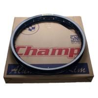 VELG CHAMP RING 17-160 BLACK