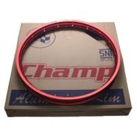 VELG CHAMP RING 17-140 RED