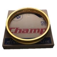 VELG CHAMP RING 17-215 GOLD