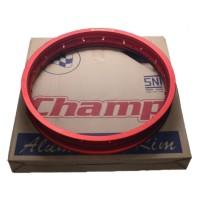 VELG CHAMP RING 17-215 RED