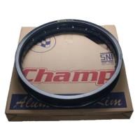 VELG CHAMP RING 17-215 BLACK