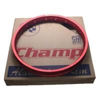 VELG CHAMP RING 17-160 RED