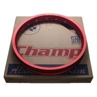 VELG CHAMP RING 17-185 RED