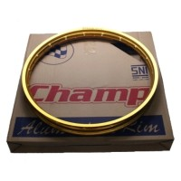 VELG CHAMP RING 17-140 GOLD